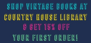 15% off at Country House Library